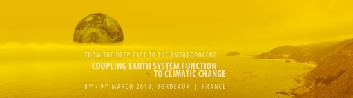 Earth system function to climatic change
