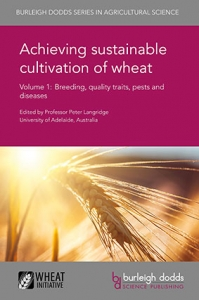 Achieving Sustainable Cultivation of Wheat Book