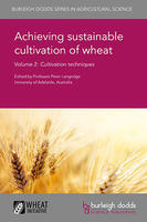 Achieving Sustainable Cultivation of Wheat Vol2 Cover