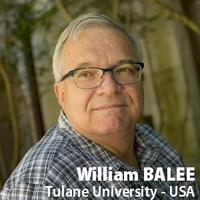 William Balee of the Tulane University, USA. Keynote speaker of the introductory session