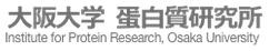 Logo Institut for Protein Researsh Osaka University
