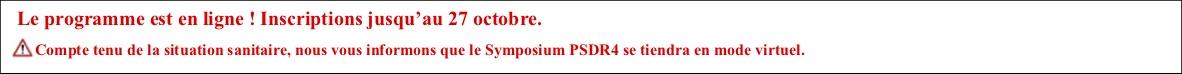PSDR alerte2