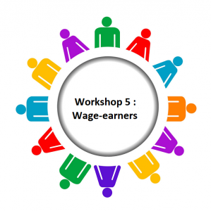 Workshop 5 : Wage-earners